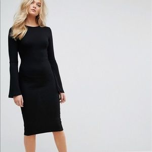 ASOS Tall MIDI Bodycon dress